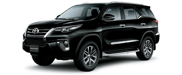 Fortuner 2.8AT 4x4
